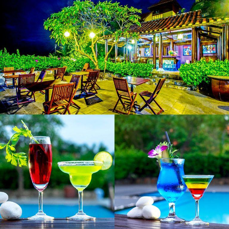 Panorama Bar tại resort Romana