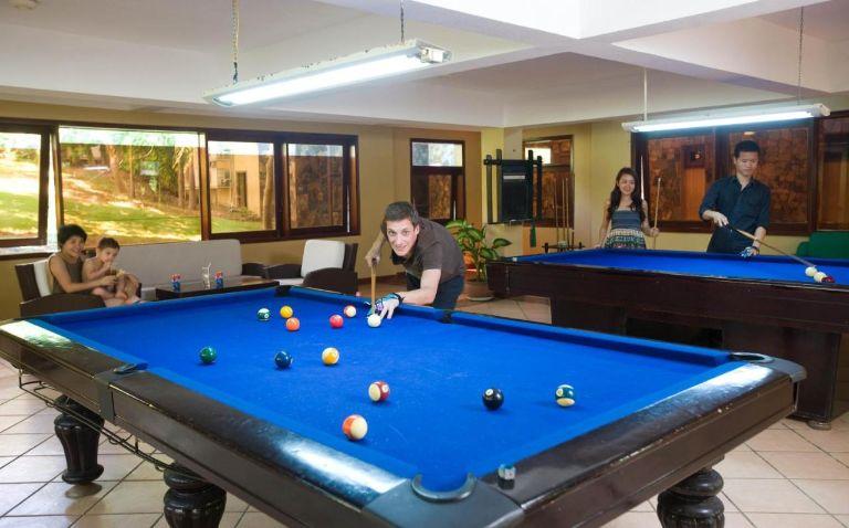 Các trò chơi giải trí và tour du lịch tại resort Romana