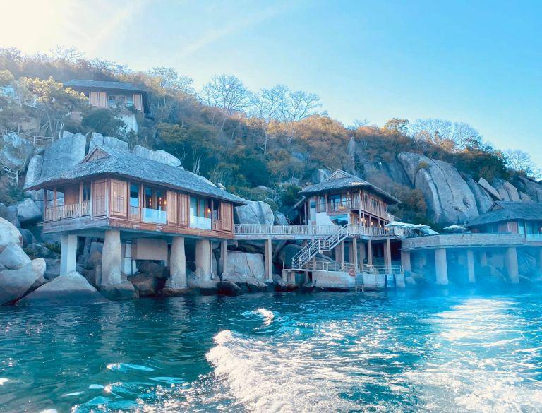 Giới thiệu về resort Six Senses Ninh Vân Bay Nha Trang
