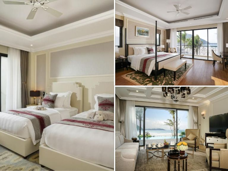 Biệt thự 3 phòng ngủ dành cho hộ gia đình