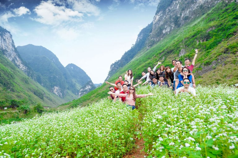 Du lịch ở Hà Giang phát triển từ rất lâu