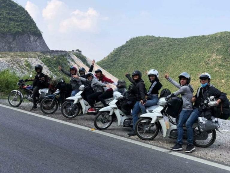 Không quá khó để tìm địa điểm thuê xe ở Hà Giang