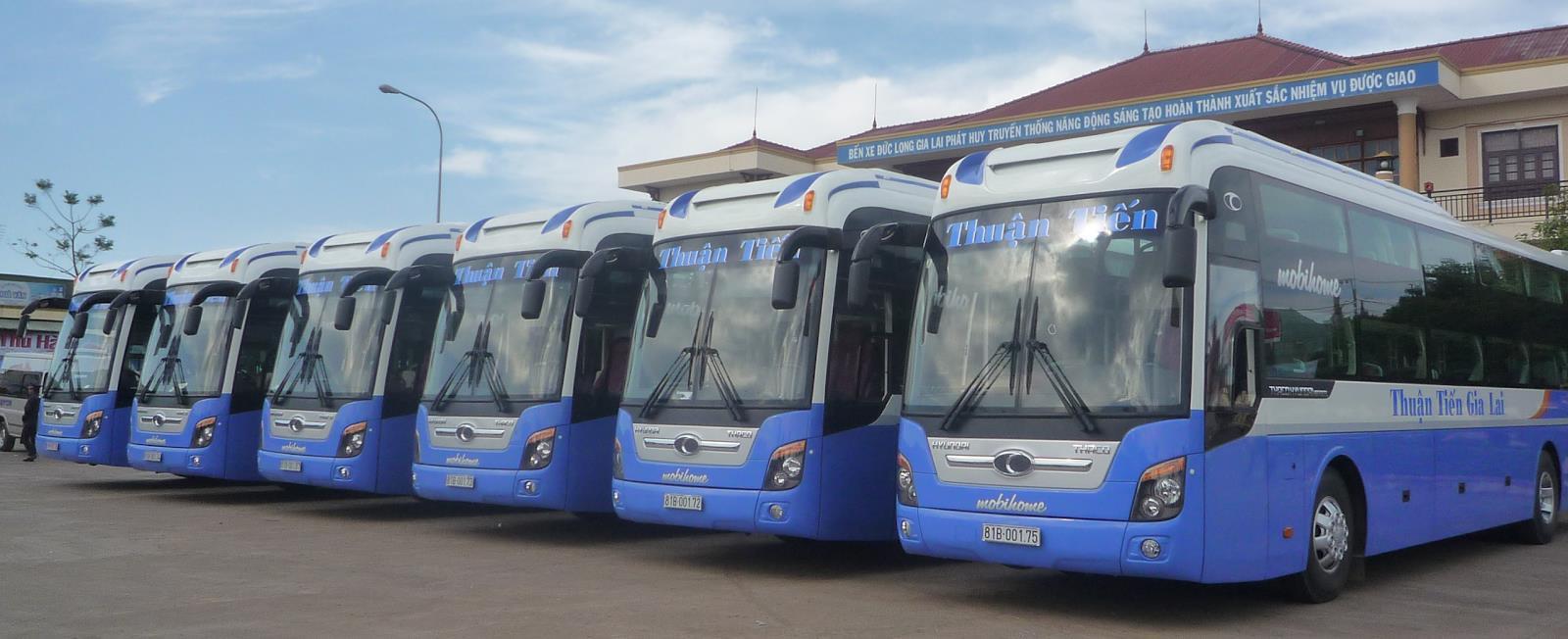 Xe Thuận Tiến