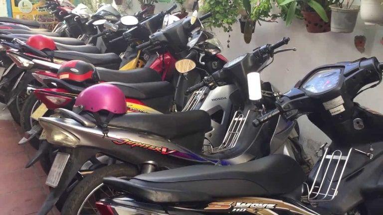 Hoài Anh - Thuê xe máy tại Bắc Kạn