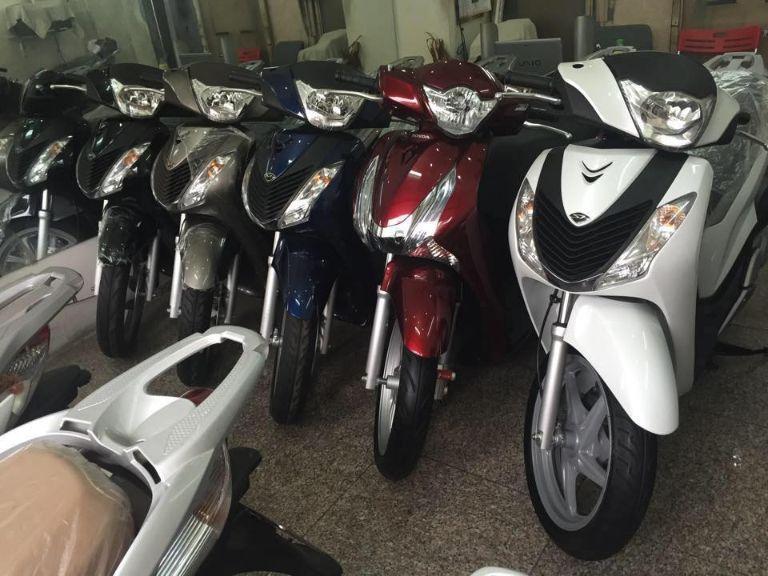 Địa điểm thuê xe máy ở Bắc Ninh - Nguyên Ngọc