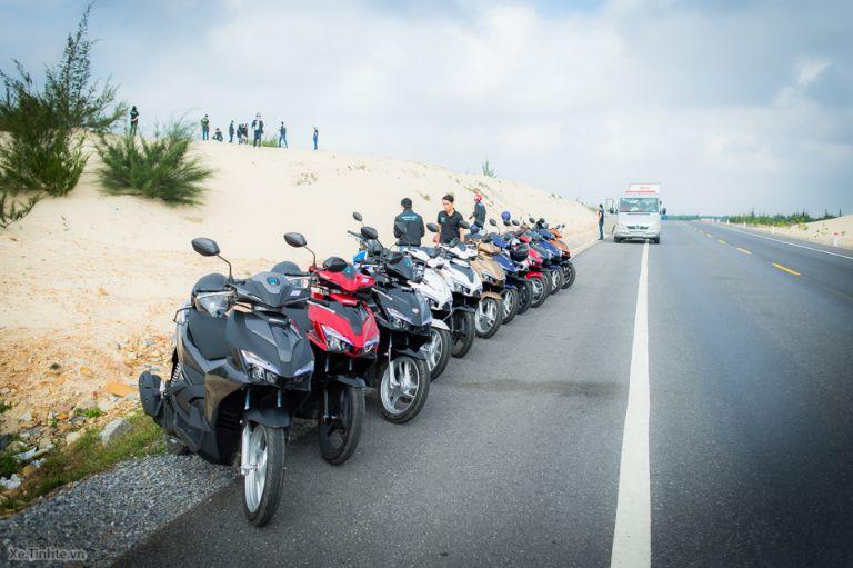 Địa điểm thuê xe máy Biên Hòa Đồng Nai