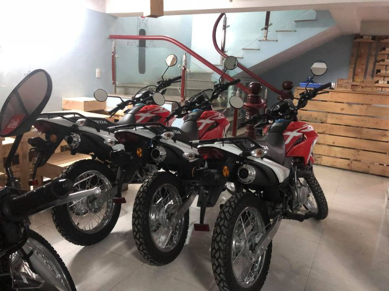 Cao Bang Motorbike For Rent