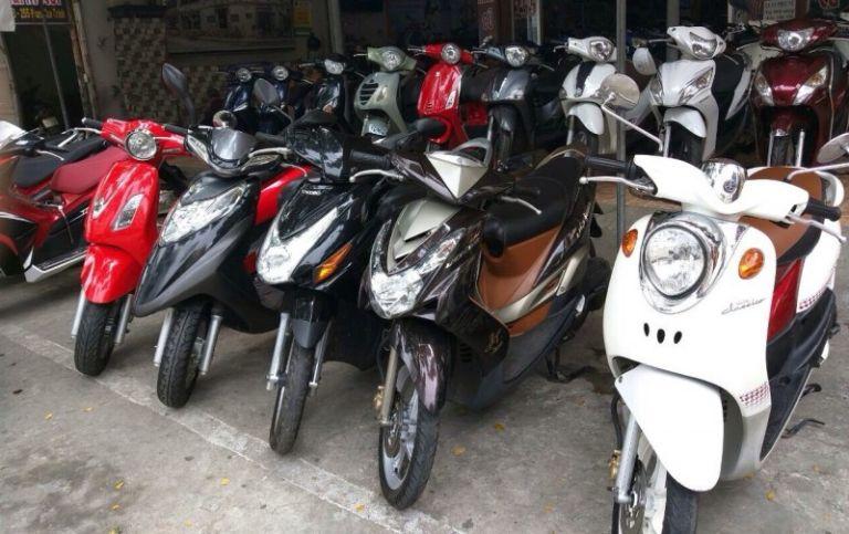 Đại lý thuê xe máy Cao Bằng