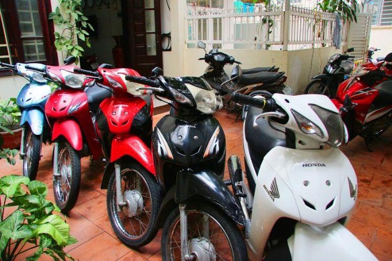 Phương Hải - Cửa hàng thuê xe máy Cao Bằng
