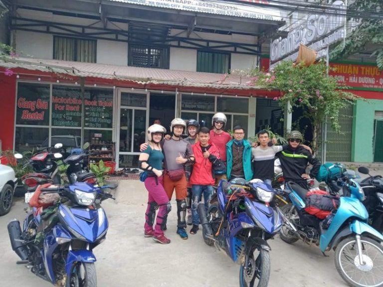 Anh Lộc - Dịch vụ thuê xe máy ở Cao Bằng uy tín
