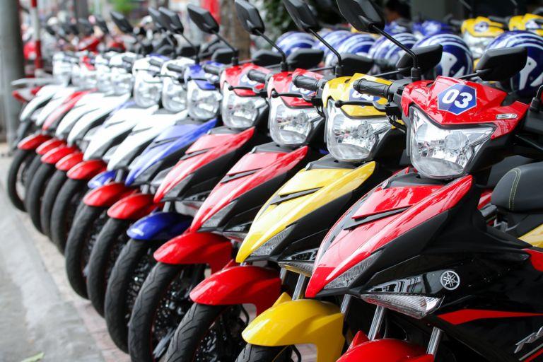 Anh Quý - Thuê xe máy tại Cao Bằng