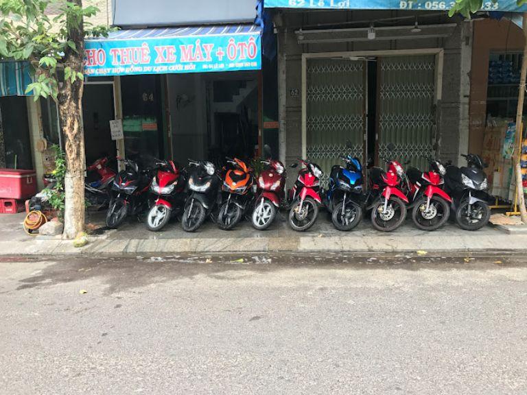 Quốc Anh - Thuê xe máy