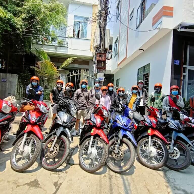 Dịch vụ thuê xe máy tốt - Rỗng Motorbike