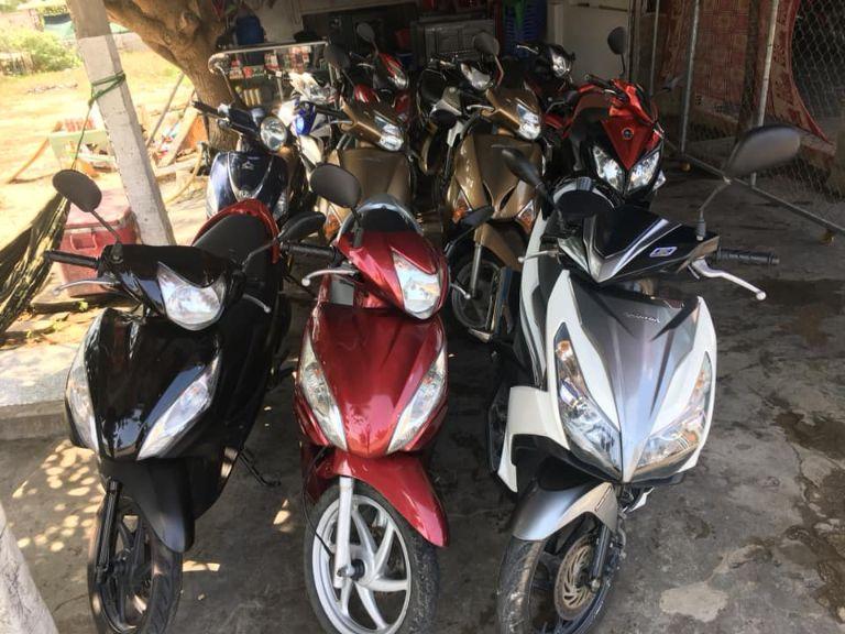 Thuê xe máy FLC Quy Nhơn uy tín - Thành Đại