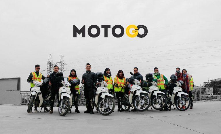 MOTOGO - Đơn vị thuê xe máy Hà Đông uy tín