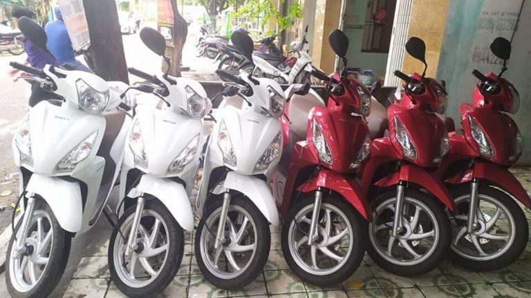 Địa điểm thuê xe máy chất lượng, giá tốt – Hương Việt