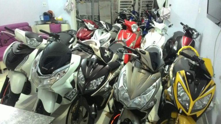 Bình Minh - Dịch vụ thuê xe máy tại Phủ Lý Hà Nam