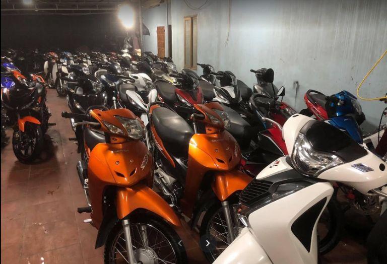 Hòa Bình - Cửa hàng cho thuê xe máy uy tín