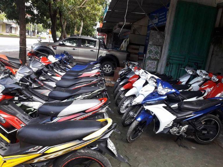 Đức Hùng - Cửa hàng cho thuê xe máy Hà Tĩnh
