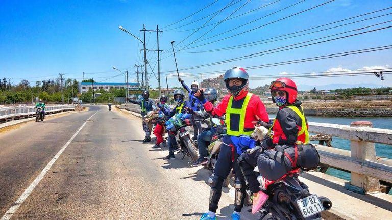 Thủ tục thuê xe máy tại Hà Tĩnh