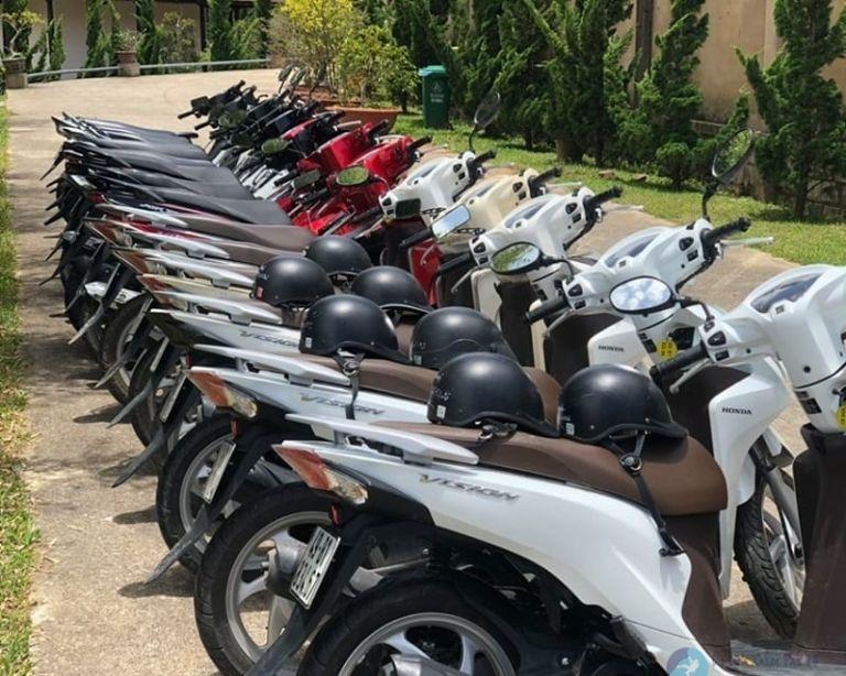 Xe Tân Hương