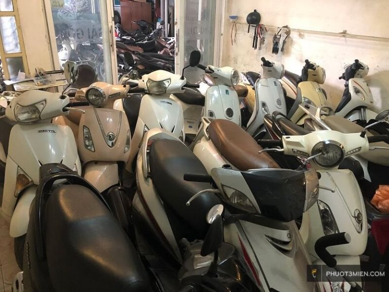 Hà Thanh - Đơn vị cho thuê xe máy Hải Dương hàng đầu