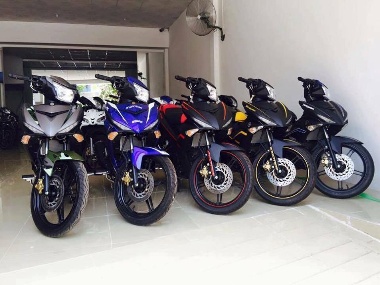 Toàn Thắng - Cửa hàng thuê xe máy Hòa Bình giá tốt