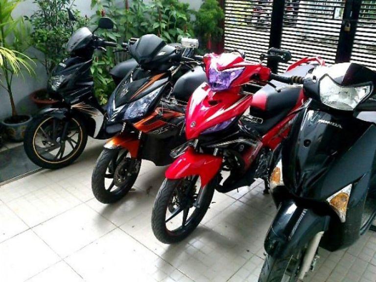 Thuê xe máy toàn Thắng