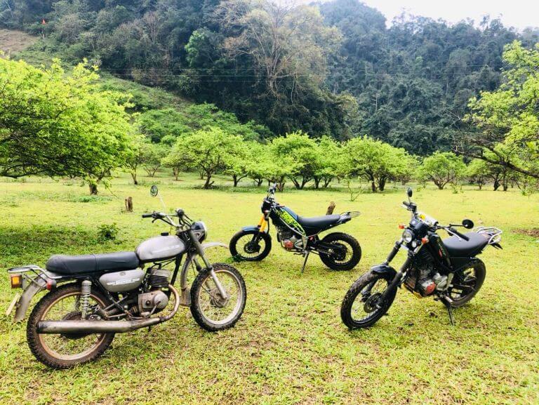 Thủ tục thuê xe máy tại Hòa Bình
