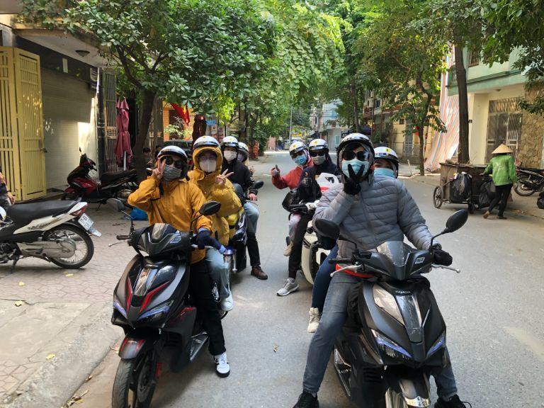 Thuê xe máy Hải Châu