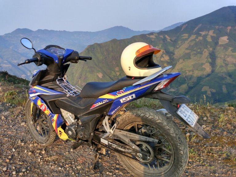 Thủ tục thuê xe máy tại Lai Châu