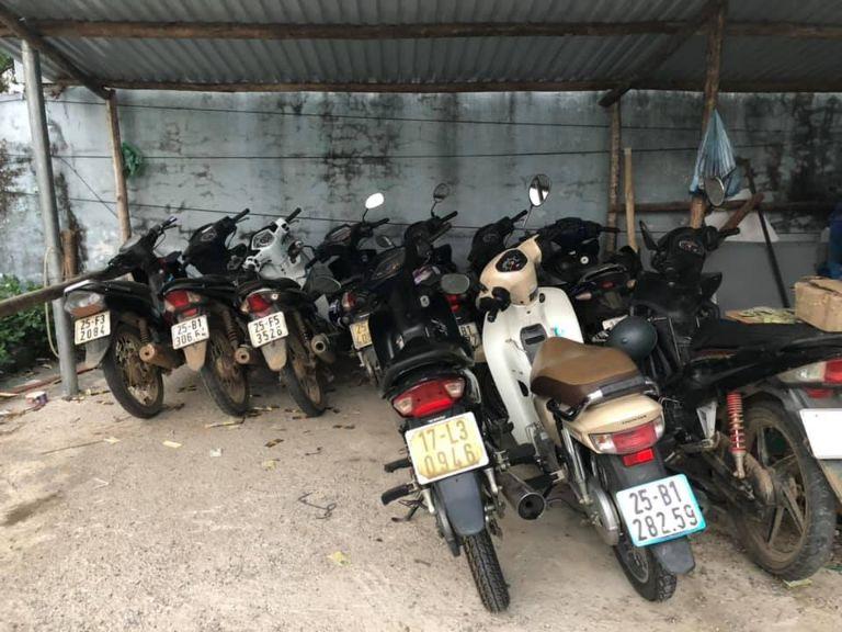 Dịch vụ thuê xe máy Lai Châu - Anh Kiên