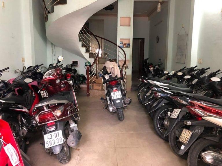 Địa điểm thuê xe máy - Khách sạn Phú Quý