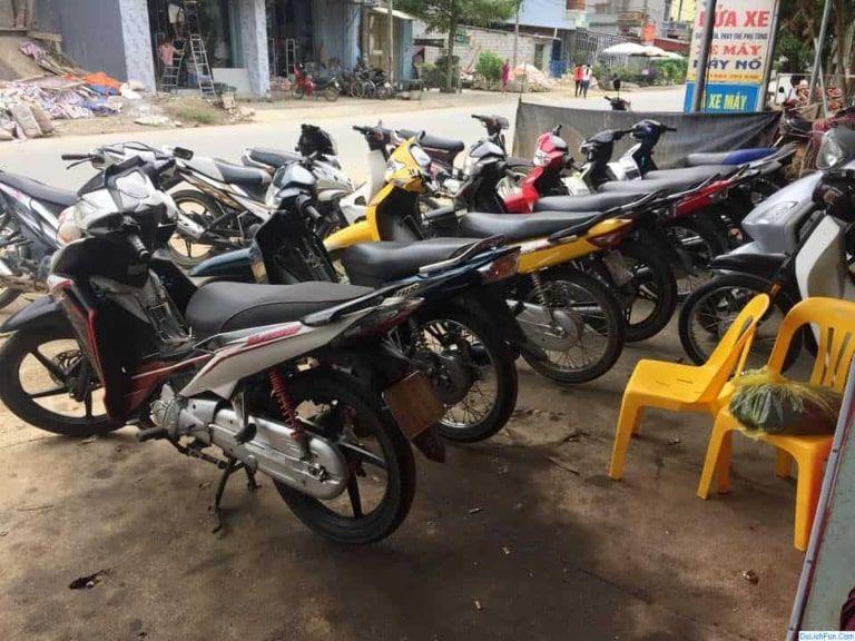 Thuê xe máy Lạng Sơn không cọc- Hoang Trường