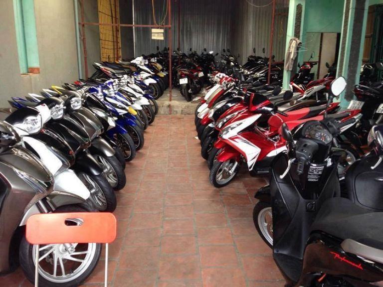 Dịch vụ thuê xe máy Lạng Sơn - Khách sạn Vạn Xuân