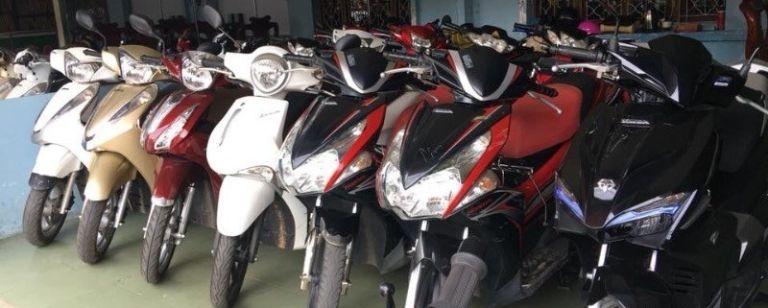 Trần Lục cho thuê xe máy tại Lạng Sơn