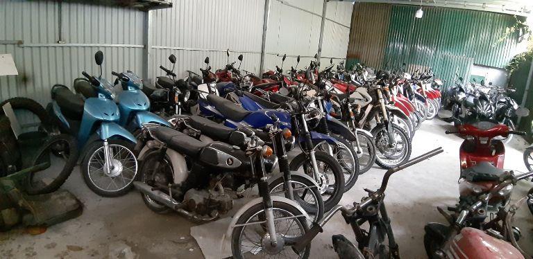 Thuê xe máy Gia Hưng