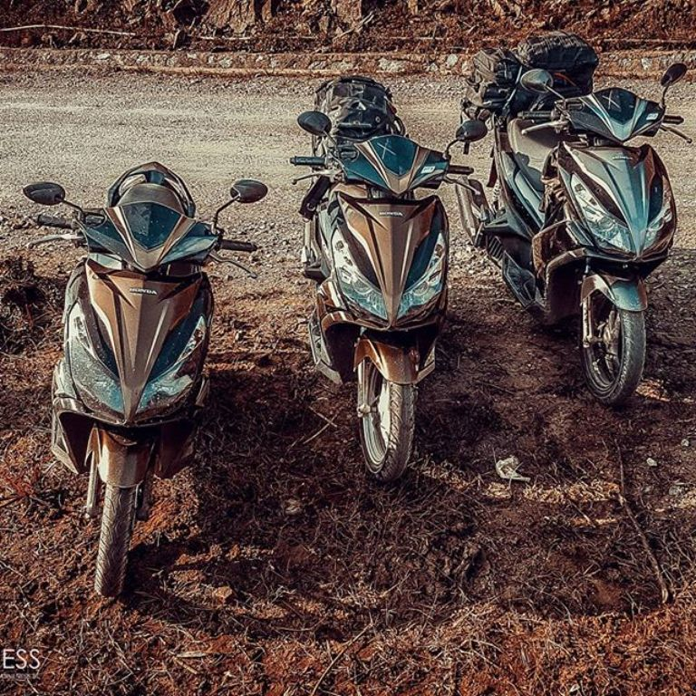 Thuê xe máy phố cổ Hà Nội