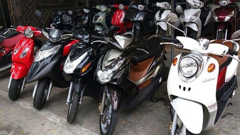 Sao Việtcho thuê xe máy Việt Trì - Phú Thọ