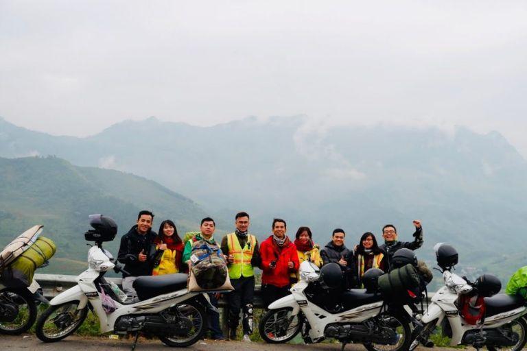 Kinh nghiệm thuê xe máy