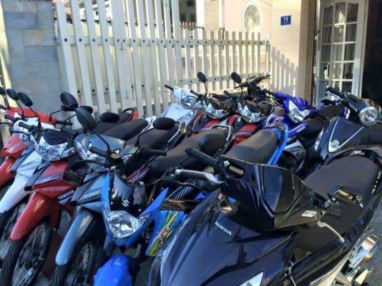 Khách sạn Hoa Hồng - Cho thuê xe máy ở Thái Bình