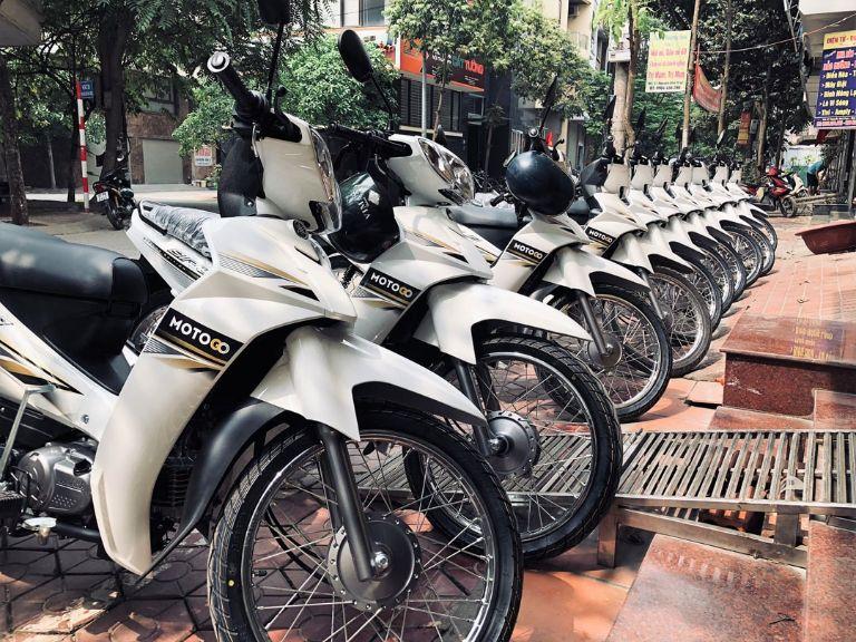 Thuê xe máy Thái Bình