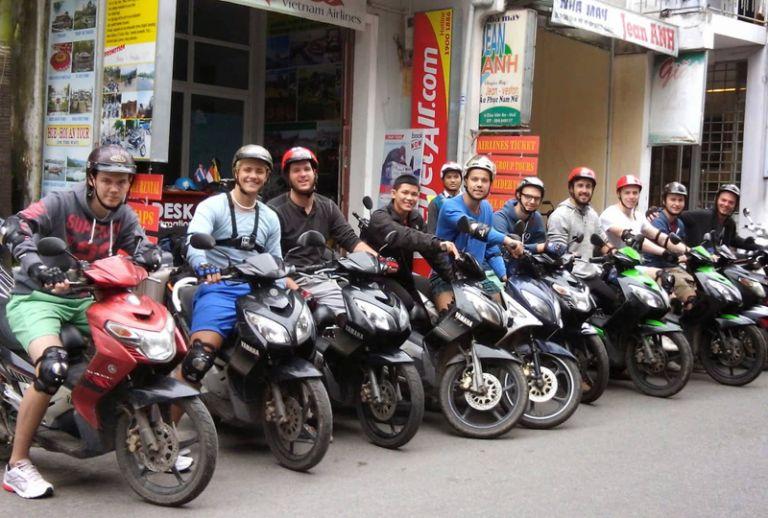 Thảo Hoàng - Đơn vị cho thuê xe máy tại thành phố Thái Bình