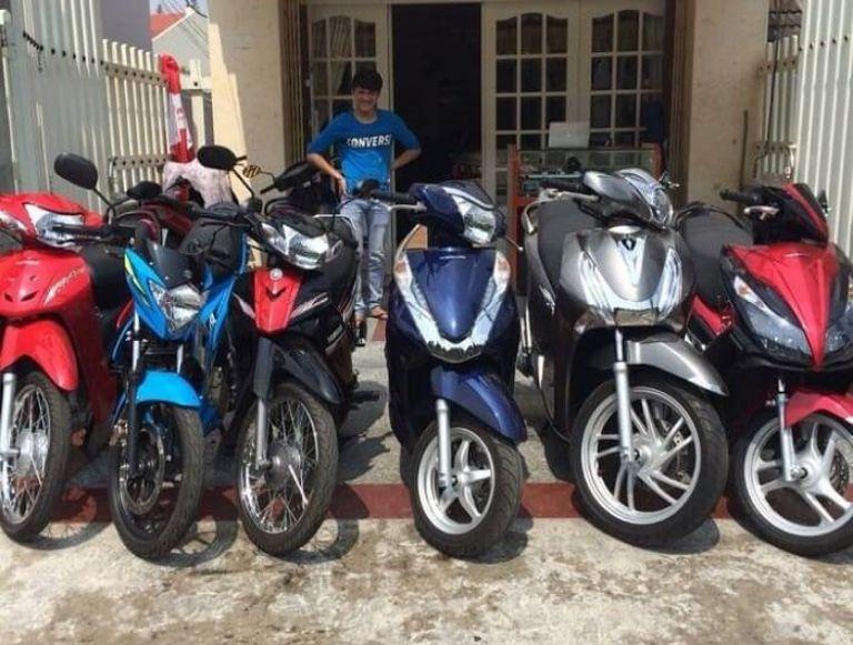 Toàn Vượng Phát - Cửa hàng thuê xe máy giá rẻ tại Thái Bình
