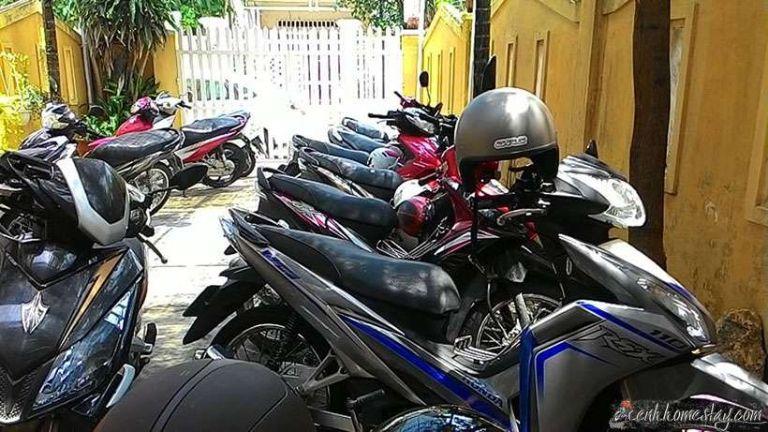 Vinabiz - Cơ sở thuê xe máy tại Thái Bình chất lượng