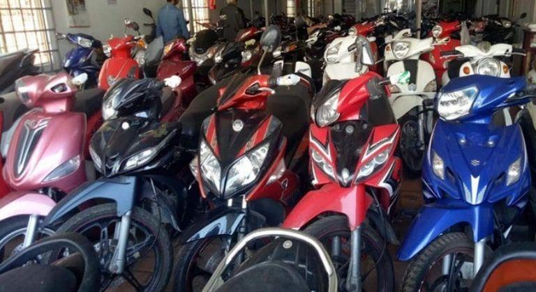 Anh Tùng - Địa điểm thuê xe máy uy tín ở Thái Bình