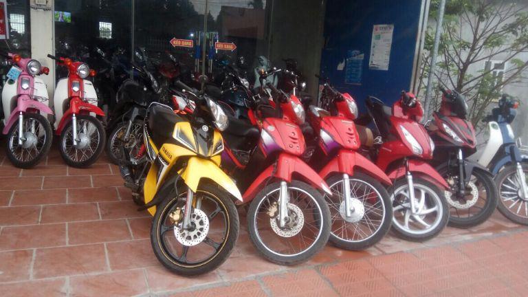 Khánh Dương - Thuê xe máy chất lượng