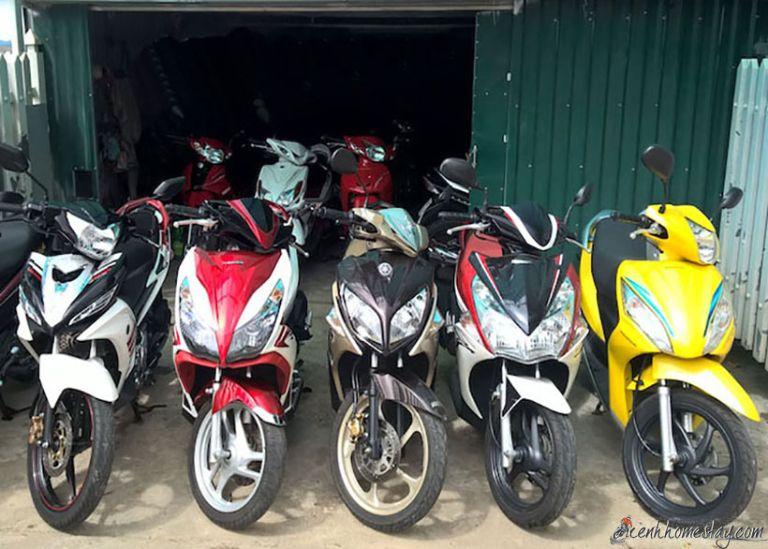 Minh Việt - Cho thuê xe máy thái nguyên