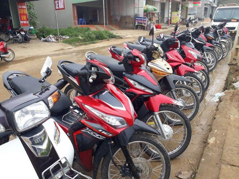 Nhà nghỉ Tuyết Linh – Cho thuê xe máy Trà Vinh giá tốt