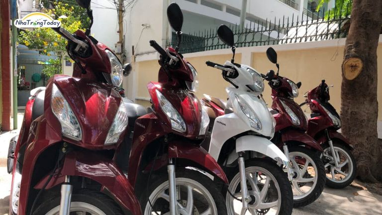 Vinh Motorbike